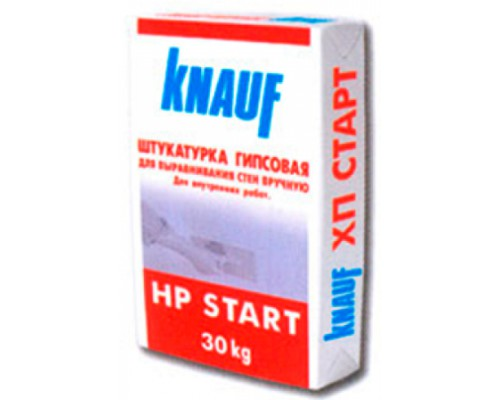 Штукатурка Knauf HP Start 30 кг.