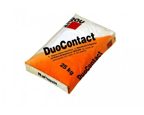 Клеевая шпаклевочная смесь BAUMIT ДуоКонтакт 25 кг