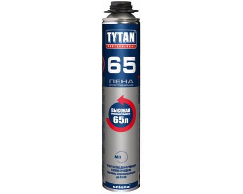 Пена монтажная TYTAN Professional 65 профессиональная