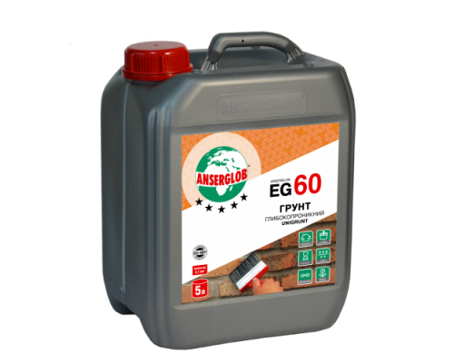 Грунтовка ANSERGLOB EG 60 5л
