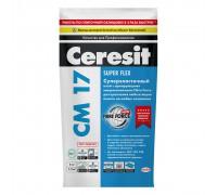 Клей Ceresit CM 17 Super flexible 25кг