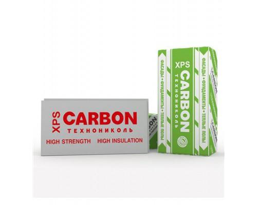 Экструдированный пенополистирол ТехноНИКОЛЬ XPS CARBON ECO 1200х600х20 мм