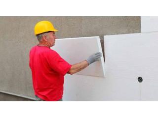 Утепление стен пенопластом своими руками