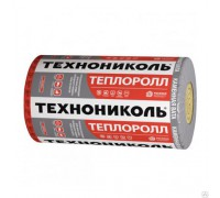 Базальтовый утеплитель ТехноНИКОЛЬ Теплоролл 100мм